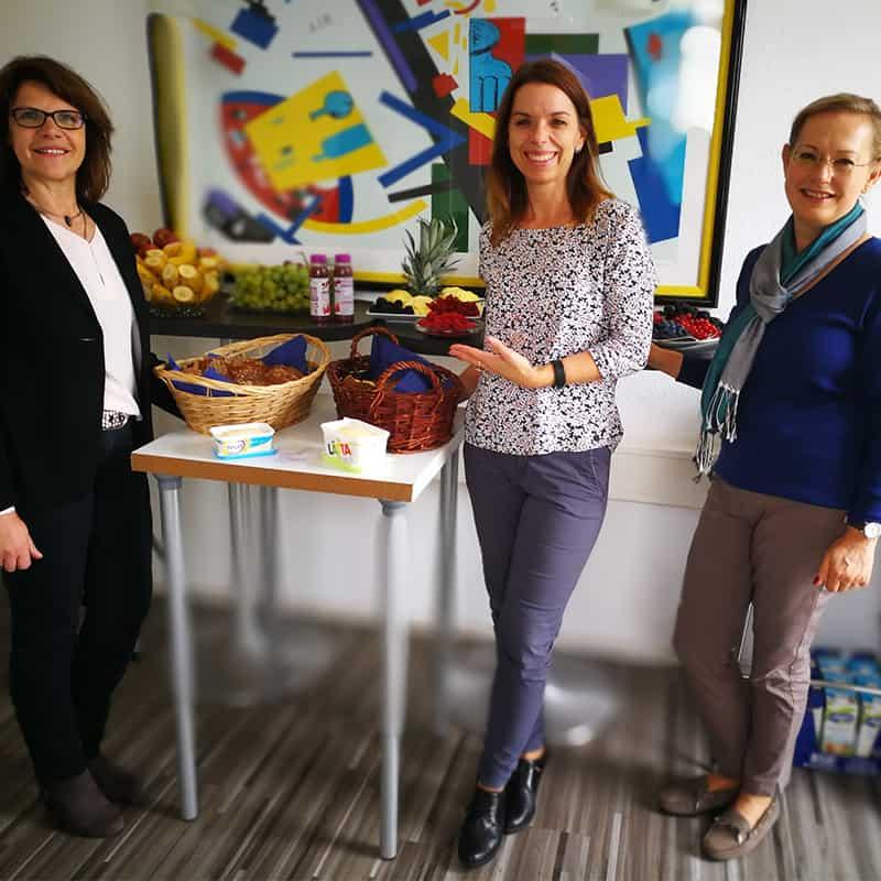 Gesundheitswoche für Mitarbeiter bei Quattek & Partner