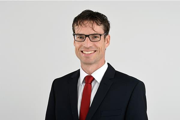 Adrian Krysewski von der Steuerberatungsgesellschaft Quattek & Partner in Göttingen