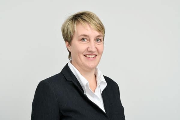 Andrea Kreuschner von der Steuerberatungsgesellschaft Quattek & Partner in Göttingen, Dingelstädt