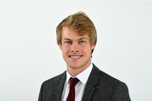 Henry Benthack von der Steuerberatungsgesellschaft Quattek & Partner in Göttingen