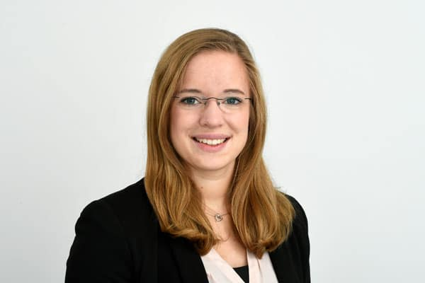 Janina Rechner von der Steuerberatungsgesellschaft Quattek & Partner in Göttingen, Witzenhausen