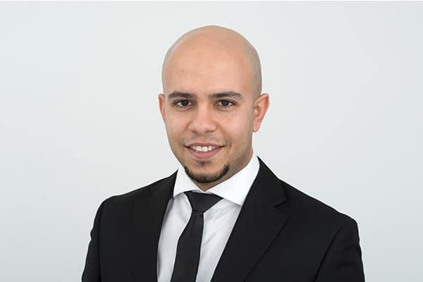 Mahmoud Elkenz von der Steuerberatungsgesellschaft Quattek & Partner in Göttingen