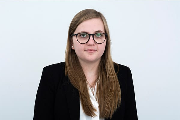 Mareike Fingerhut von der Steuerberatungsgesellschaft Quattek & Partner in Göttingen