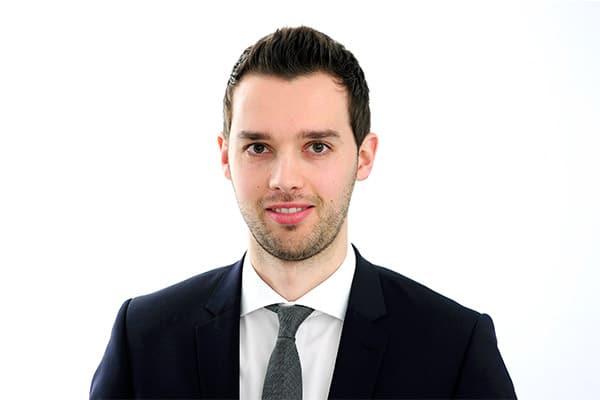 Maximilian Brudniok von der Steuerberatungsgesellschaft Quattek & Partner in Göttingen, Bovenden Lenglern