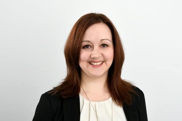 Nadja Steinke von der Steuerberatungsgesellschaft Quattek & Partner in Göttingen, Northeim
