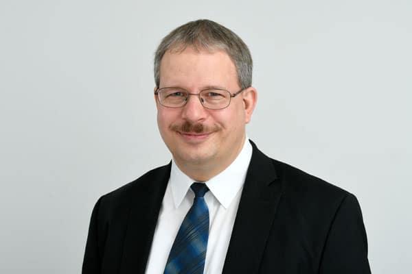 Ralf-Christian Müller von der Steuerberatungsgesellschaft Quattek & Partner in Göttingen