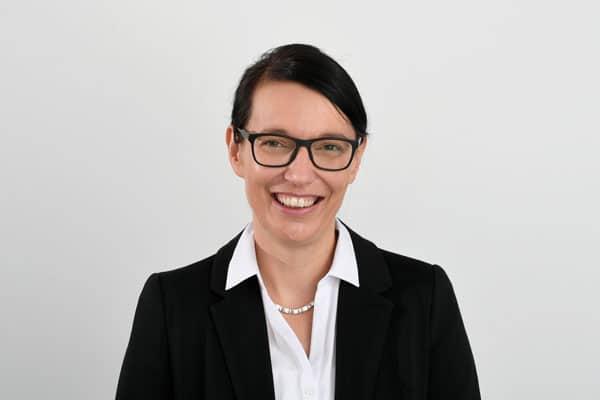 Silke Steinmetz von der Steuerberatungsgesellschaft Quattek & Partner in Göttingen, Kleinbartloff