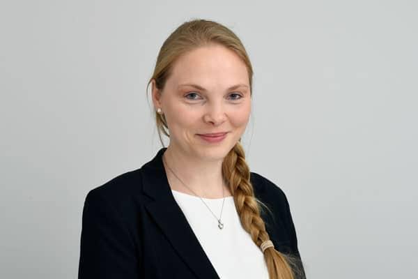 Stefanie Häger von der Steuerberatungsgesellschaft Quattek & Partner in Göttingen