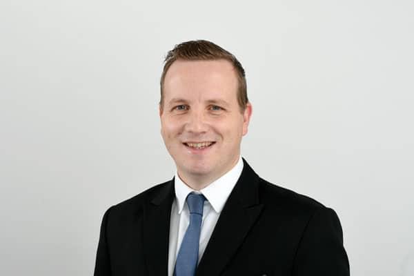 Sven Bergmann von der Steuerberatungsgesellschaft Quattek & Partner in Göttingen, Gleichen OT Reinhausen