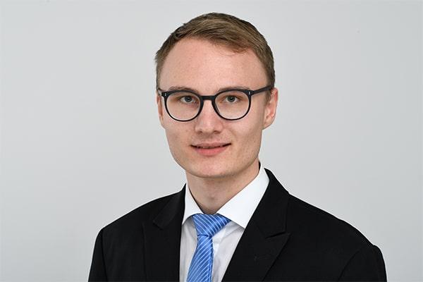 Tobias Böning von der Steuerberatungsgesellschaft Quattek und Partner
