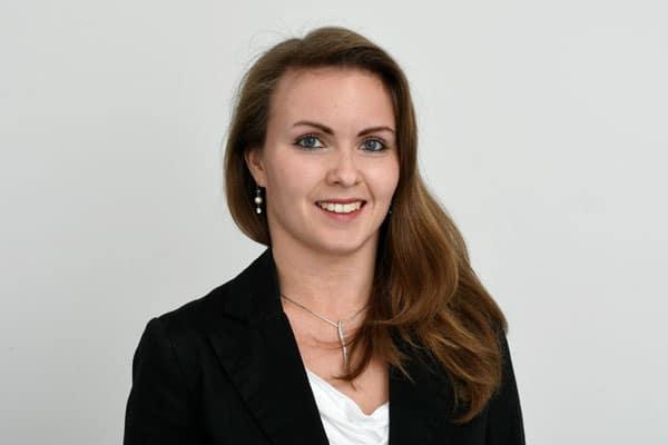 Vanessa Feldhusen von der Steuerberatungsgesellschaft Quattek & Partner in Göttingen