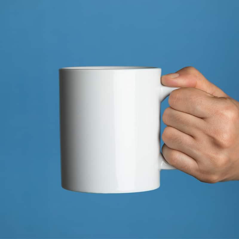 Kaffeetasse als Bild für kostenlose Mitarbeitergetränke bei der Steuerberatung Quattek