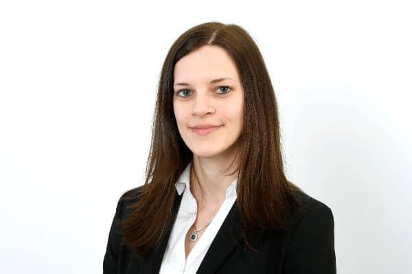 Nadine Rieger von der Steuerberatungsgesellschaft Quattek & Partner in Göttingen