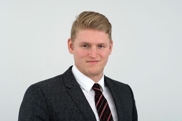 Sönke Henniges von der Steuerberatungsgesellschaft Quattek und Partner in Göttingen, Northeim