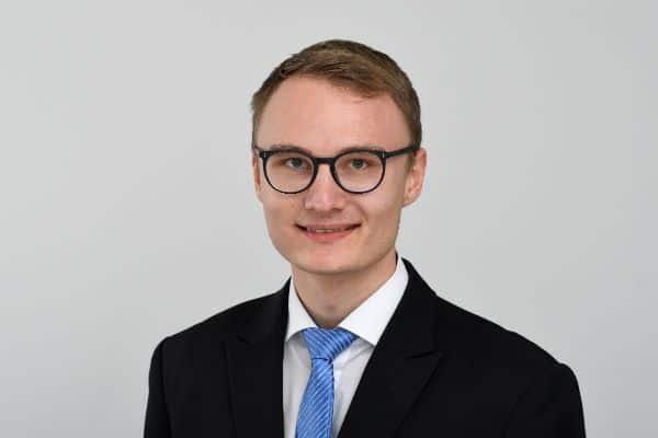 Tobias Böning von der Steuerberatungsgesellschaft Quattek und Partner in Göttingen
